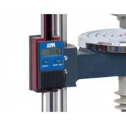 SAUTER LB-A02 Mounting the length measuring device
