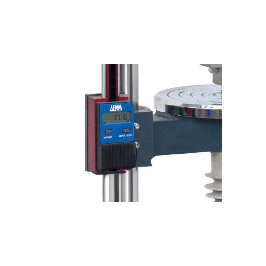 SAUTER LB-A02 Montaggio del misuratore di lunghezza