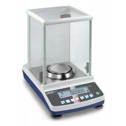 Analytical balance KERN ABJ 80-4NM with OIML verification