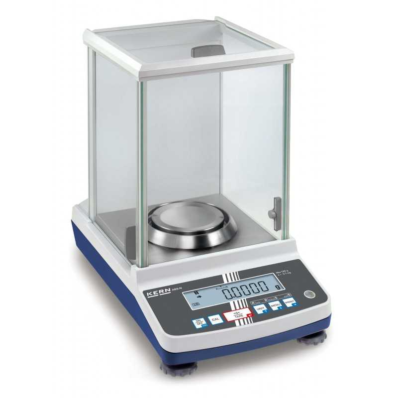 Analytical balance KERN ABJ