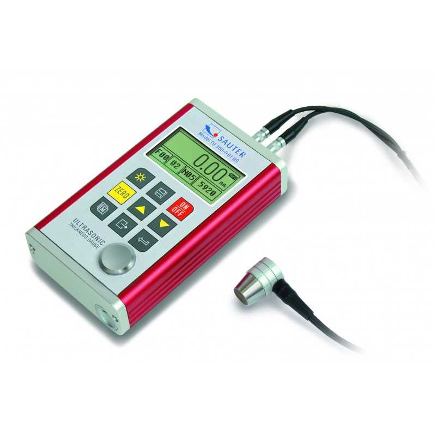 Ultrasonic thickness gauge SAUTER TU 230-0.01US