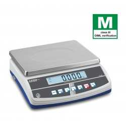 Food portioning scale KERN GAB verificated