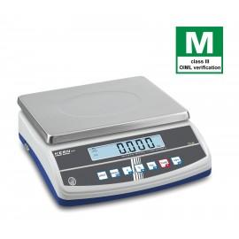 Весы для порционирования продуктов KERN GAB проверены