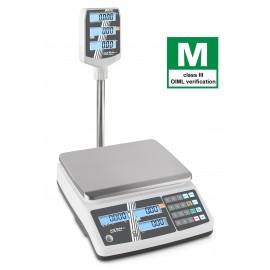 Весы торговые KERN RPB с повышенным дисплеем