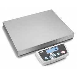 Platform scale KERN DE 150K2DL high-resolution