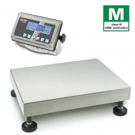 Платформенные весы KERN SFE 60K-2NM