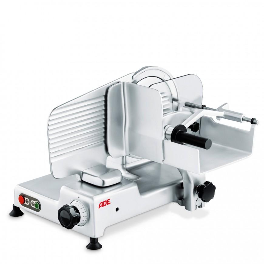Straight feed slicer ADE JUWEL 2