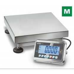 Stainless steel platform scale KERN SFB