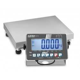 Stainless steel platform scale KERN SXS 10K-3M