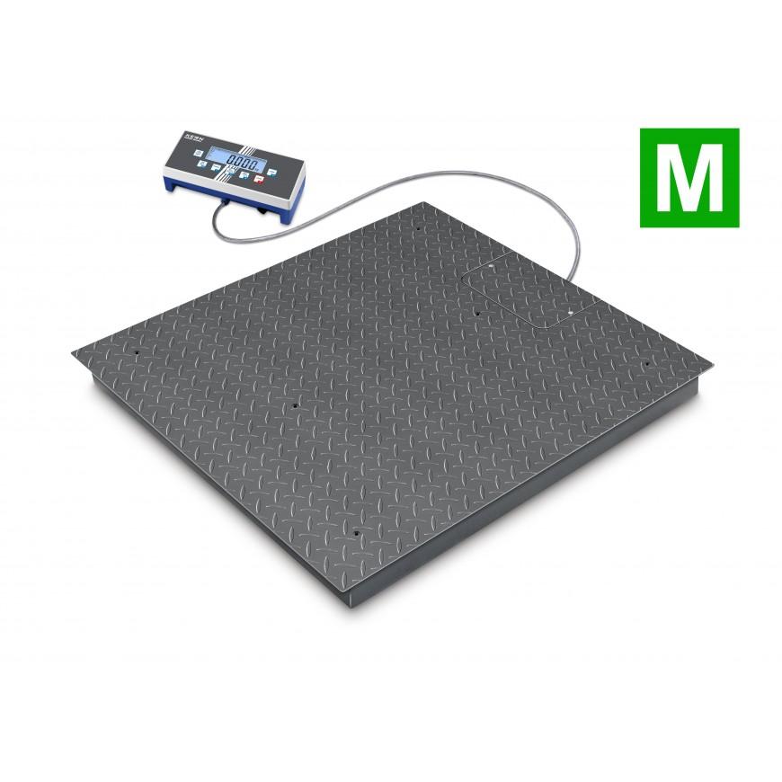 Floor scale KERN BID 600K-1SM