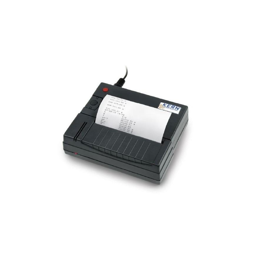 KERN YKS-01 Impresora de estadísticas para balanzas KERN con interfaz de datos RS-232