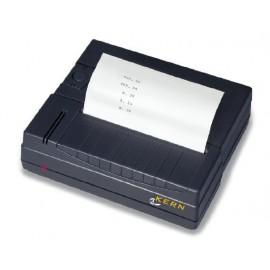 Impresora térmica KERN YKB-01N para balanzas KERN con interfaz de datos RS-232