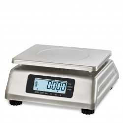 Stainless steel compact scale ADE KWE6-IP65