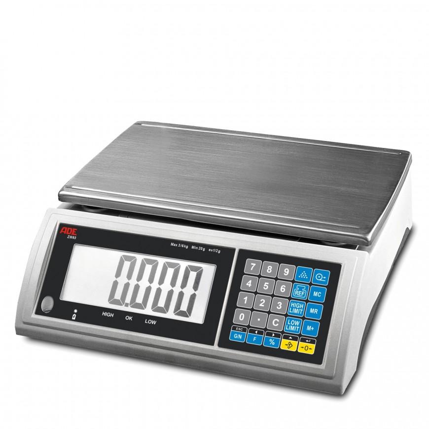 Balance de contrôle ADE ZW60-45
