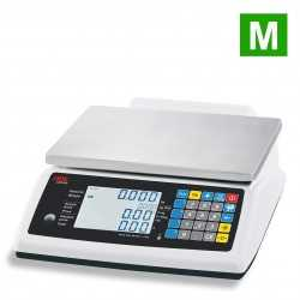 Розничные весы ADE LWX200-15 прошли официальную проверку