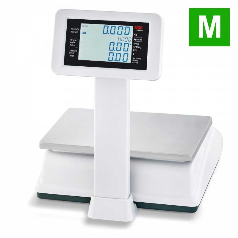 Retail Scale ADE LWX200-6H