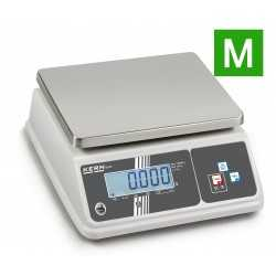 Checkweighing scale KERN WTB approved