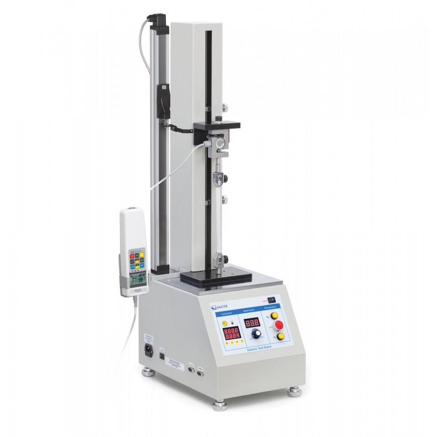 Motorised vertical test stand SAUTER TVO 1000N500S