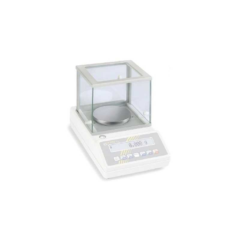 KERN 572-A05 Glass draught shield for KERN