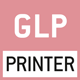 GLP/ISO log: with weight, date and time. Only with KERN printers, see Accessories