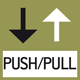 Push and Pull: the measuring device can capture tension and compression forces.